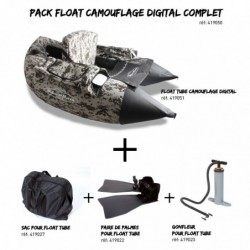 PACK FLOAT TUBE CAMOU DIGITAL