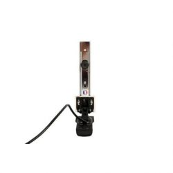SUPPORT POULIE INOX 300MM +...