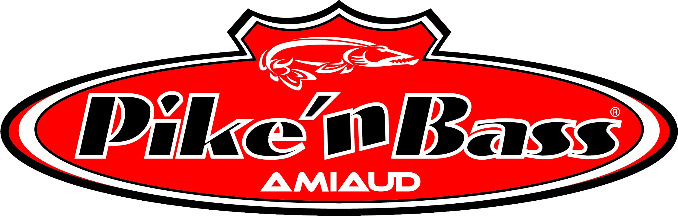 logo pike n bass amiaud peche