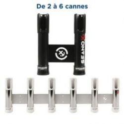 Porte cannes multiples INOX